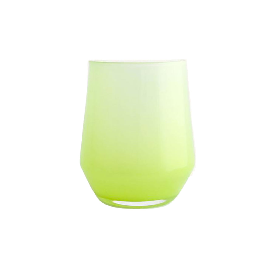 Mazama Wine Glass Kiwi