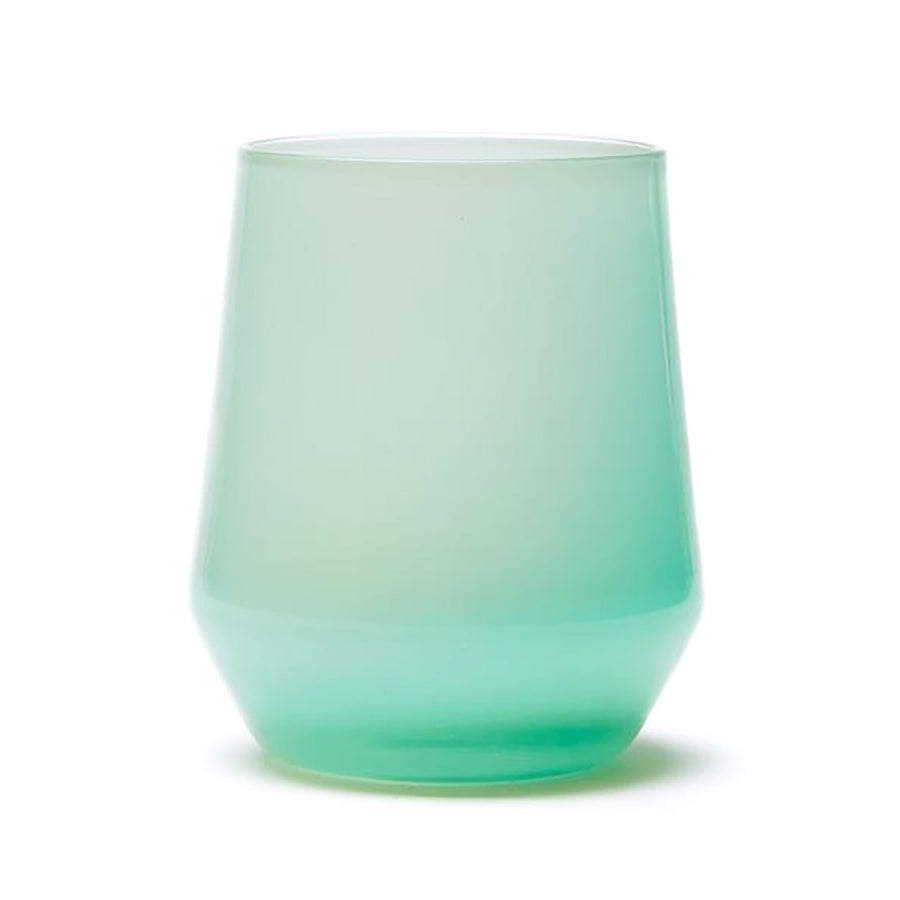 Mazama Wine Glass Jade