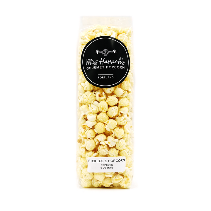 Pickles & Popcorn by Miss Hannah's Gourmet Popcorn
