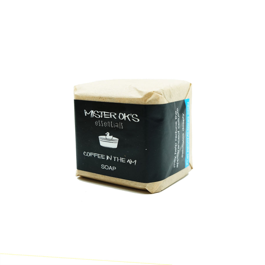 Mister OK's Essentials Coffee in the AM Soap