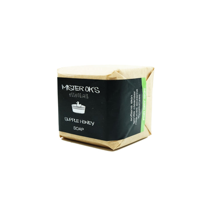 Supple Honey Soap by Mister OK's Essentials