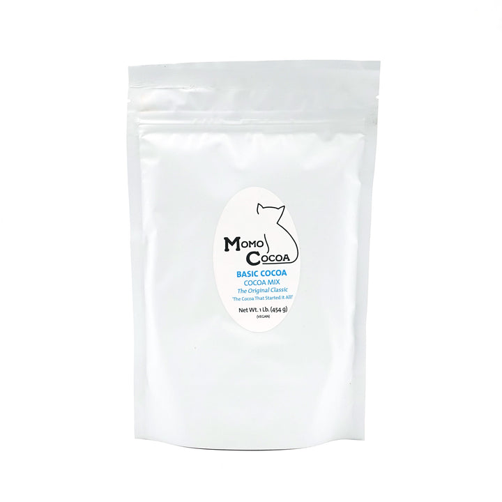 Momo Cocoa Basic Cocoa 1LB Bag