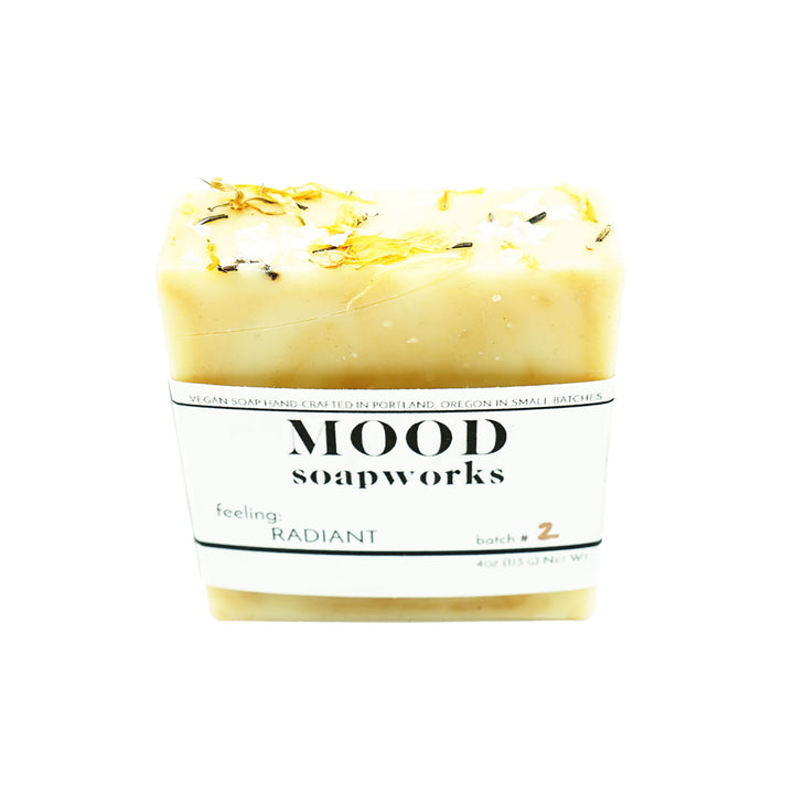 Radiant Bar by MOOD Soapworks