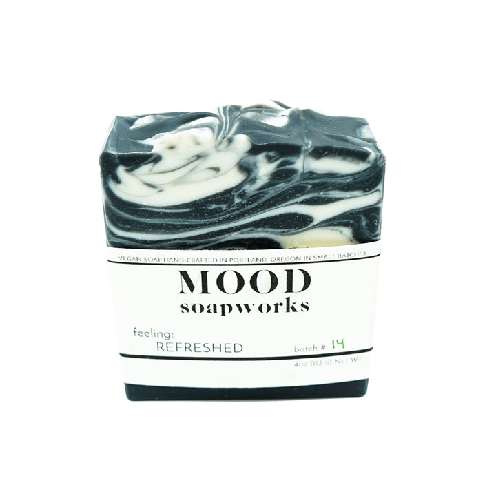 Refreshed Bar Soap by MOOD Soapworks