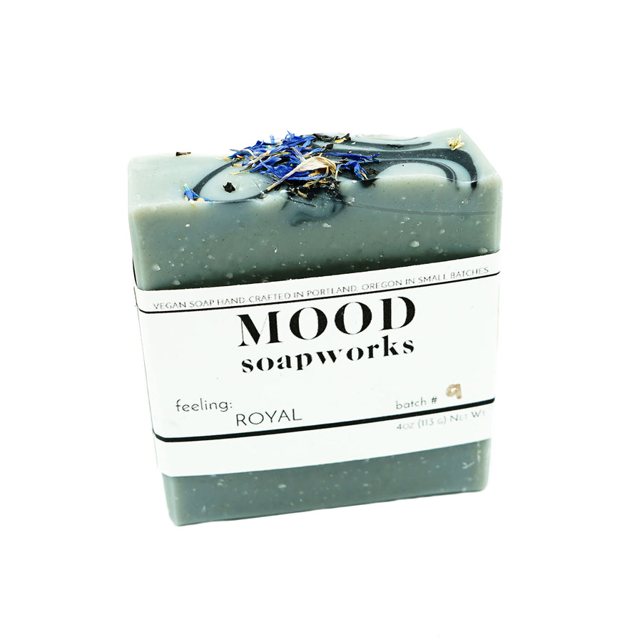 Royal Bar Soap by MOOD Soapworks