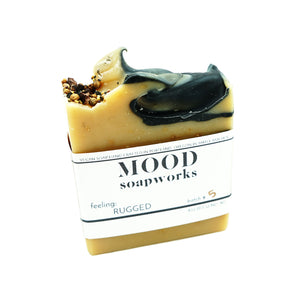 Rugged Soap by MOOD Soapworks