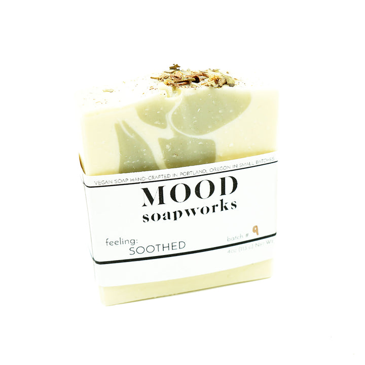 Soothed Bar by MOOD Soapworks