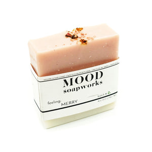 Merry Bar Soap by MOOD Soapworks