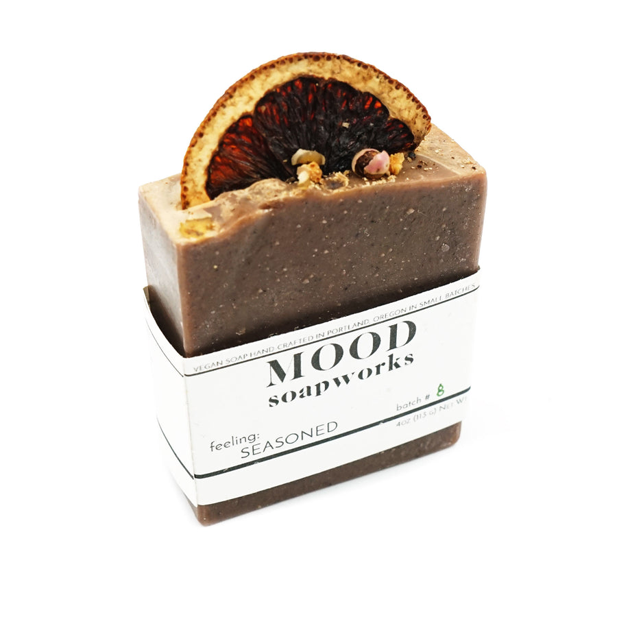 Seasoned Bar Soap by MOOD Soapworks