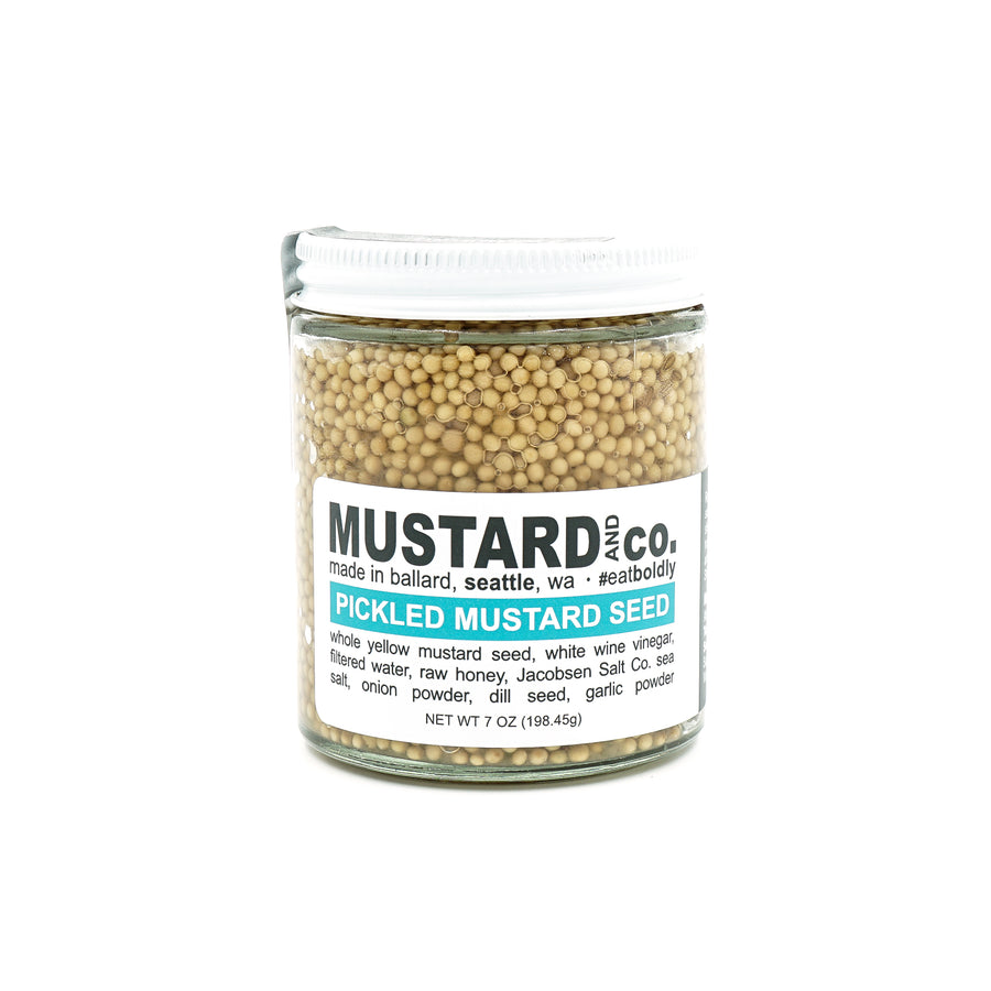 Pickled Mustard by Mustard & Co.