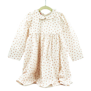 Netushush Dreamy Leaves Kids Dress