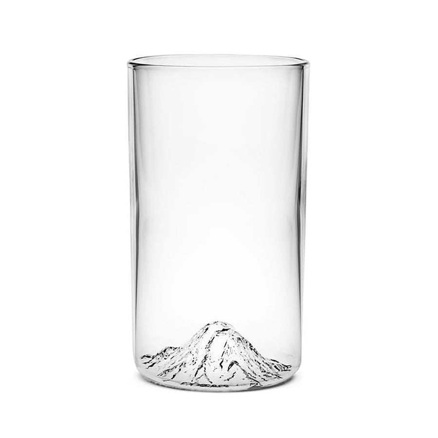 North Drinkware Washington Mt Rainier Pint