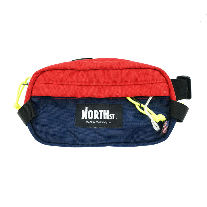 North St. Bags Pioneer 9 Hip Pack Midnight Red