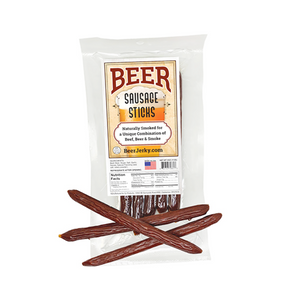 Beer Sausage Sticks by Northwest Bierhaus Jerky