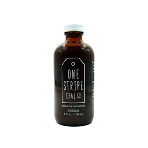 8oz Chai Concentrate by One Stripe Chai