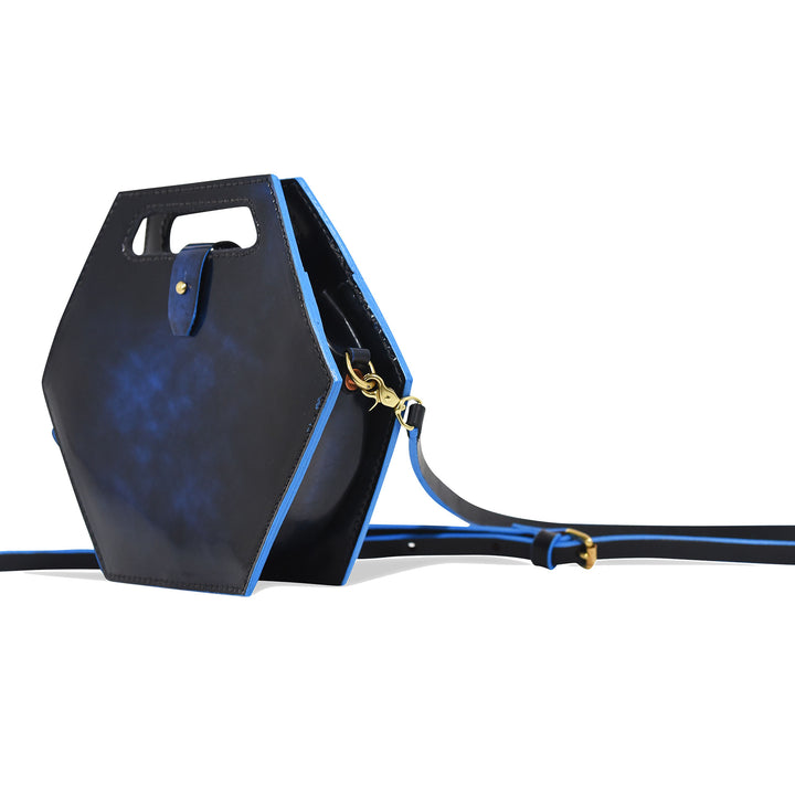 Sapphire Allura Purse by Orox Leather Co.