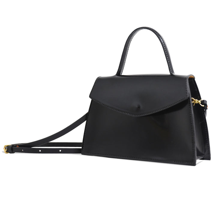 Jacqueline Purse Obsidian by Orox Leather Co.