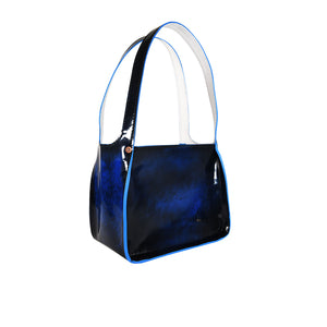 Jane Tote by Orox Leather Co. Sapphire