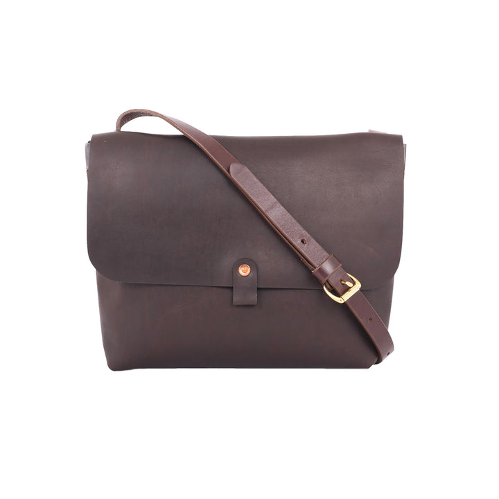 Leather Crossbody Satchel by Orox Leather Co.