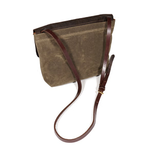 Cross Body Satchel by Orox Leather