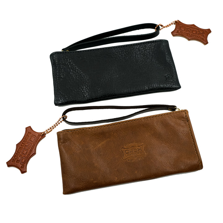 Zipper Pouch by Orox Leather