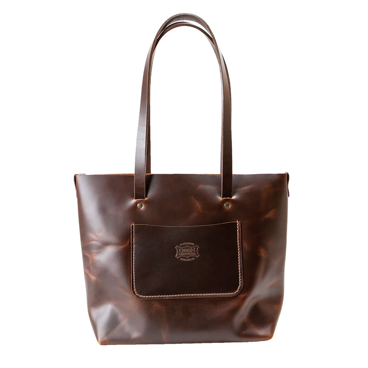 Orox Merces Classic Purse Brown