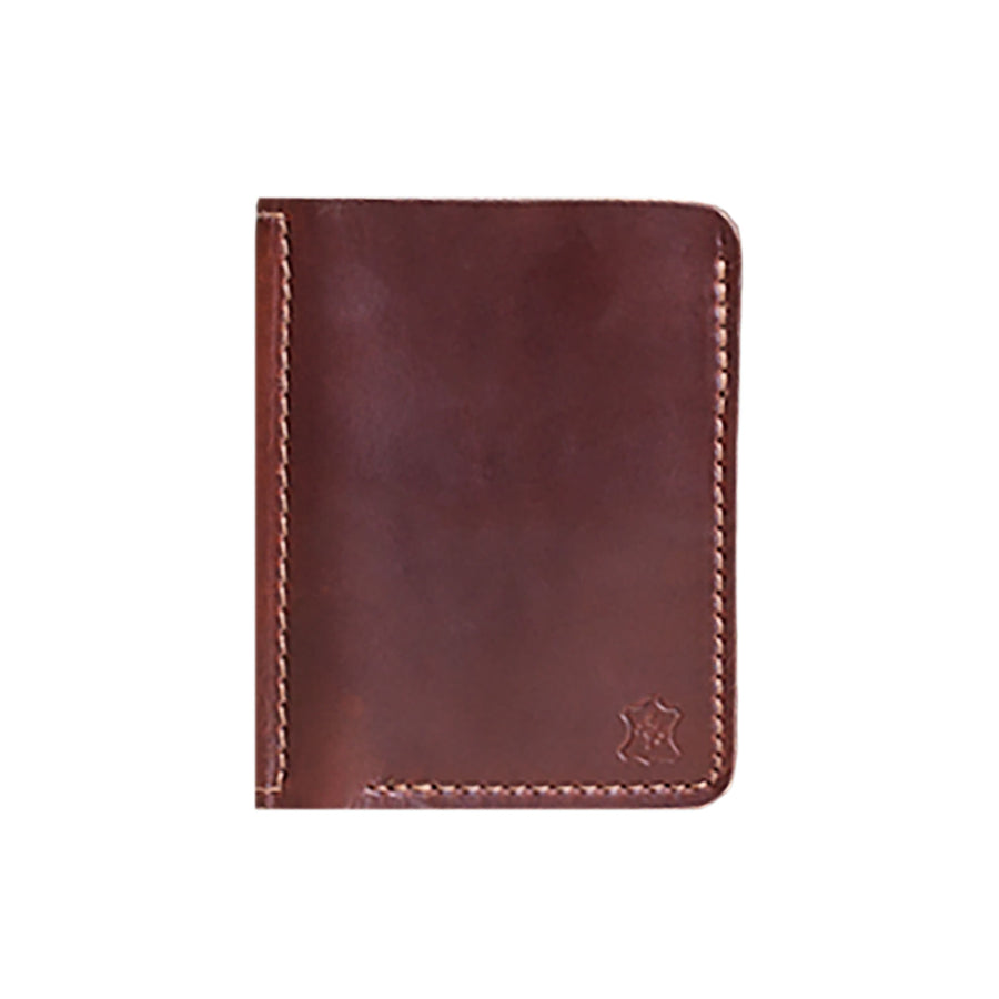 Brown Passport Wallet by Orox Leather Co.