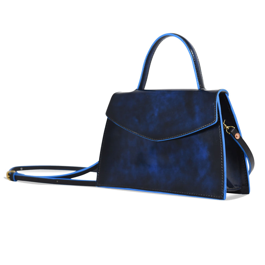Sapphire Jacqueline Purse by Orox Leather Co.