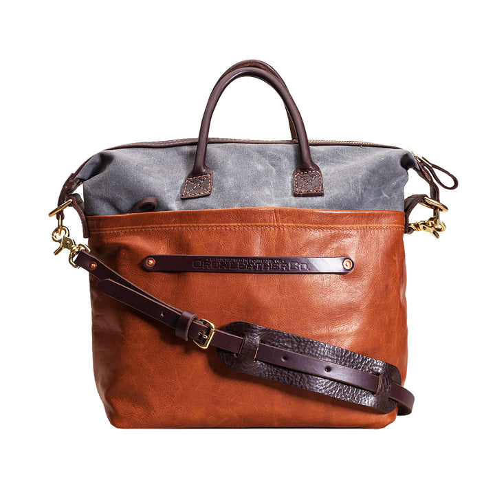 Viator Tote by Orox Leather Co.