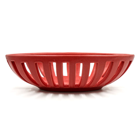 Oval Fruit Bowl
