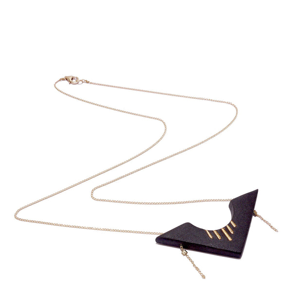 Arrow Necklace by Barrow