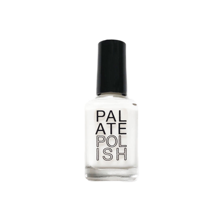 Buttermilk Basecoat Nail Polish by Palate Polish