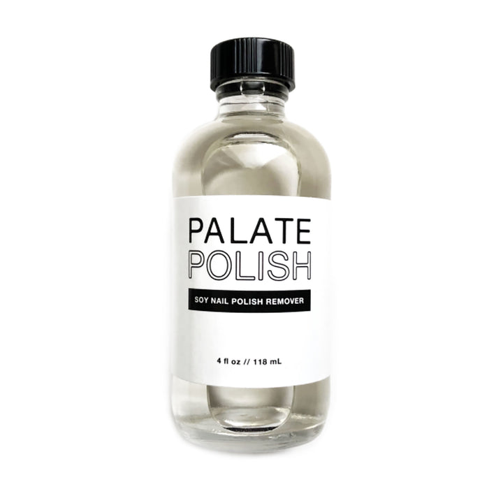 Soy Nail Polish Remover by Palate Polish