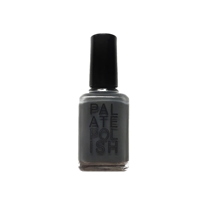 Squid Ink Nail Polish by Palate Polish