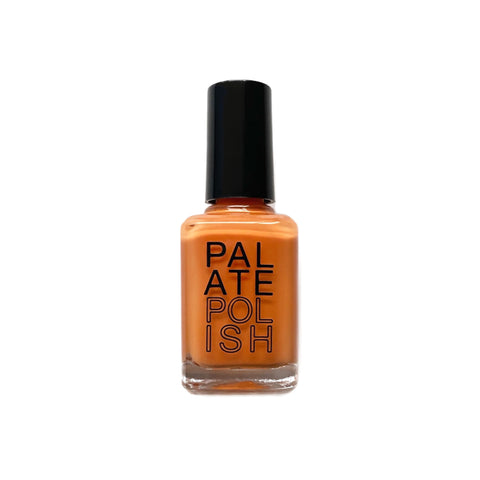 Sweet Potato Nail Polish
