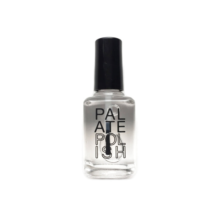 Glaze Topcoat Nail Polish by Palate Polish