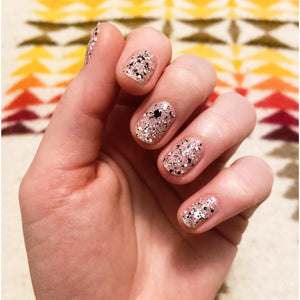 Cookies & Cream Nail Polish by Palate Polish