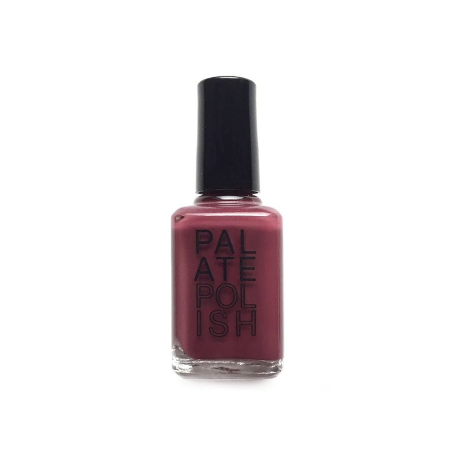Plum Nail Polish by Palate Polish