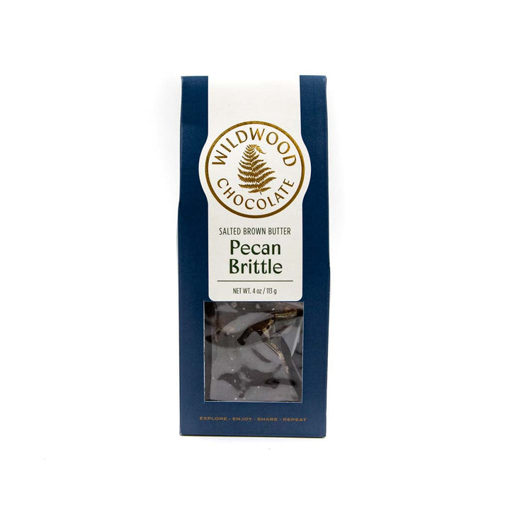 Pecan Brittle by Wildwood Chocolate
