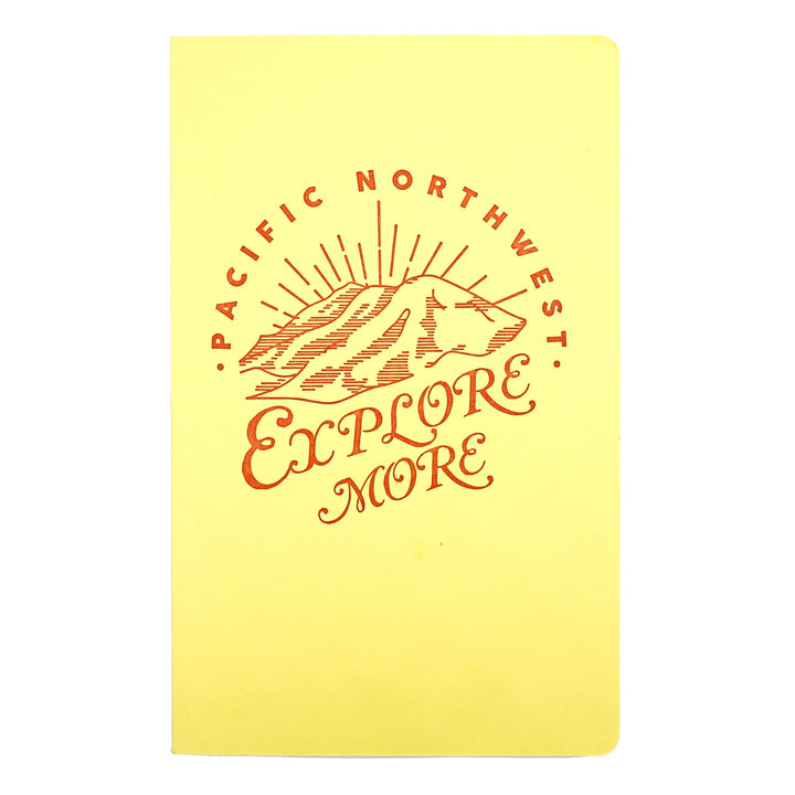 Explore More Large Notebook