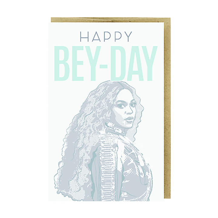 Bey Day Card by Pike Street Press