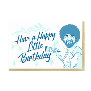 Happy Little Birthday Card by Pike Street Press