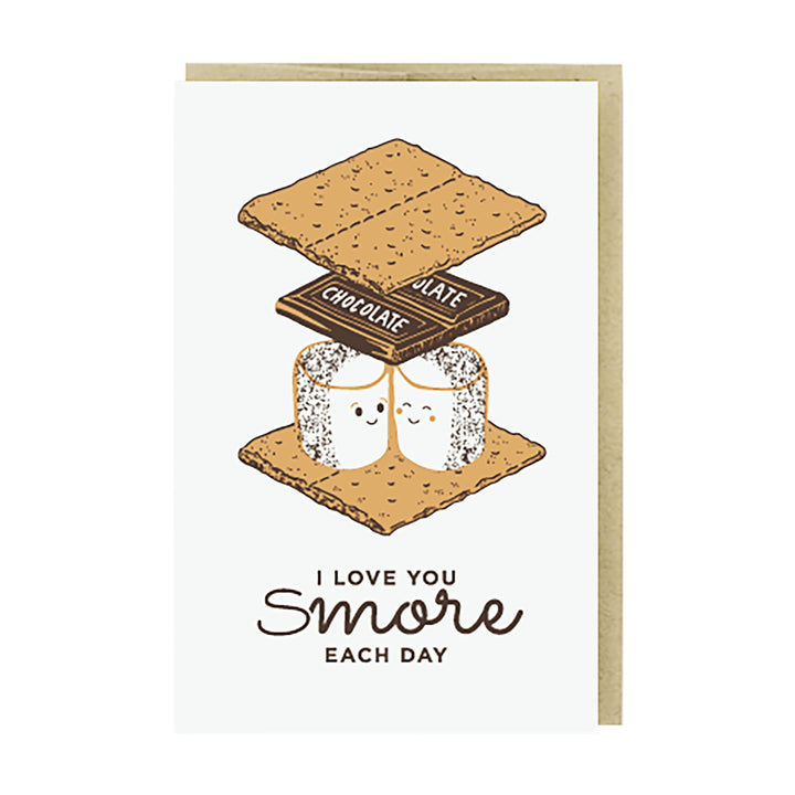 Love You Smores Card by Pike Street Press