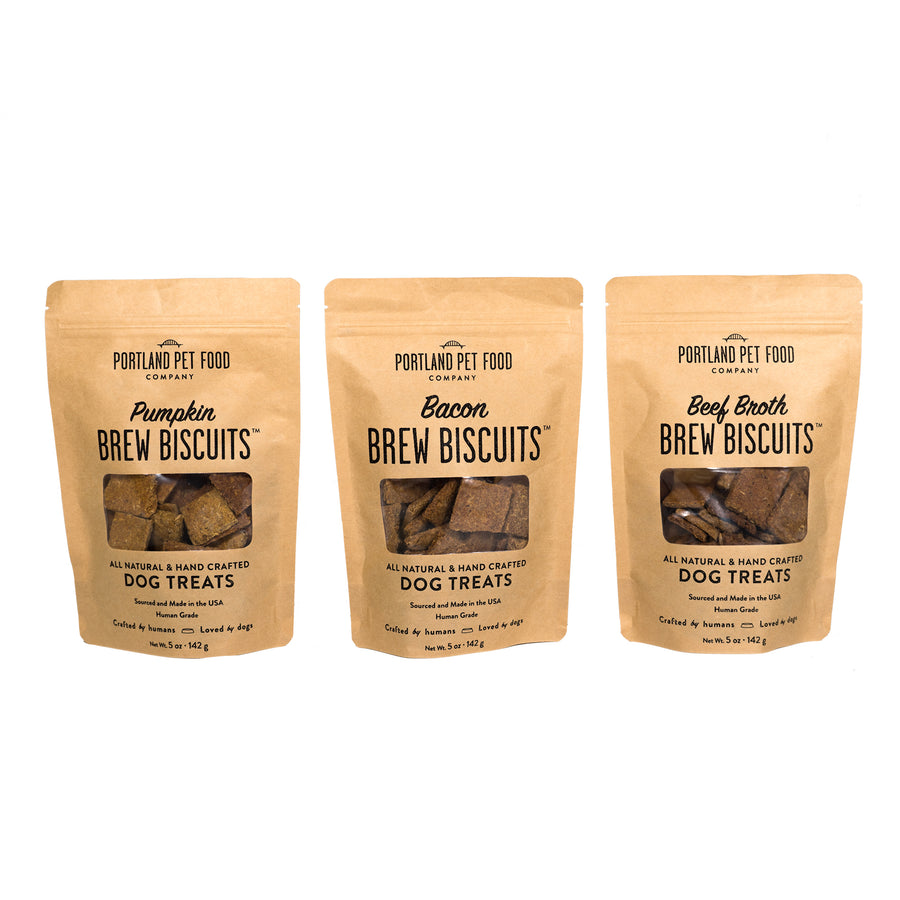 Brew Biscuits Dog Treats