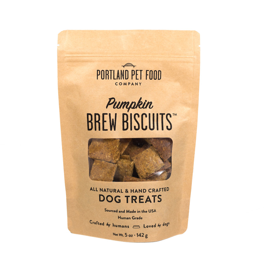 Portland Pet Food Brew Biscuit Dog Treats