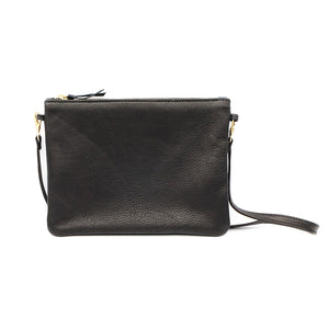 Primecut Pouch Purse Black Leather