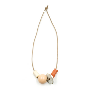 Shapes Necklace by The Pursuits of Happiness