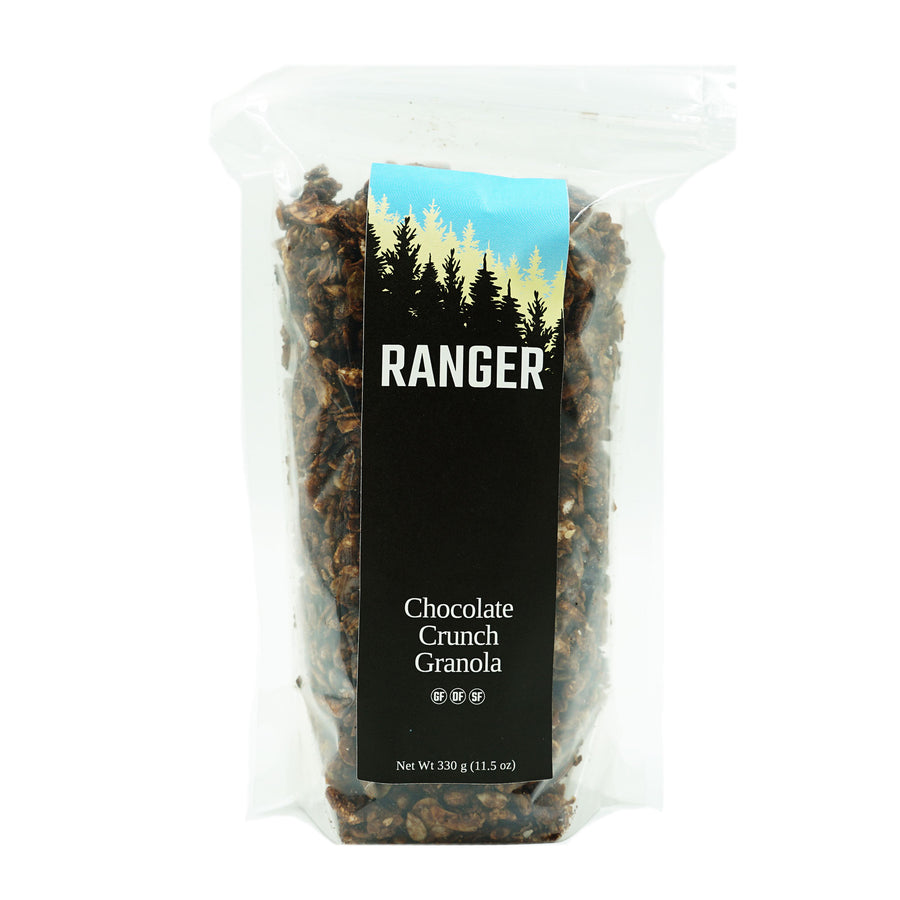 Chocolate Crunch Granola by Ranger Chocolate