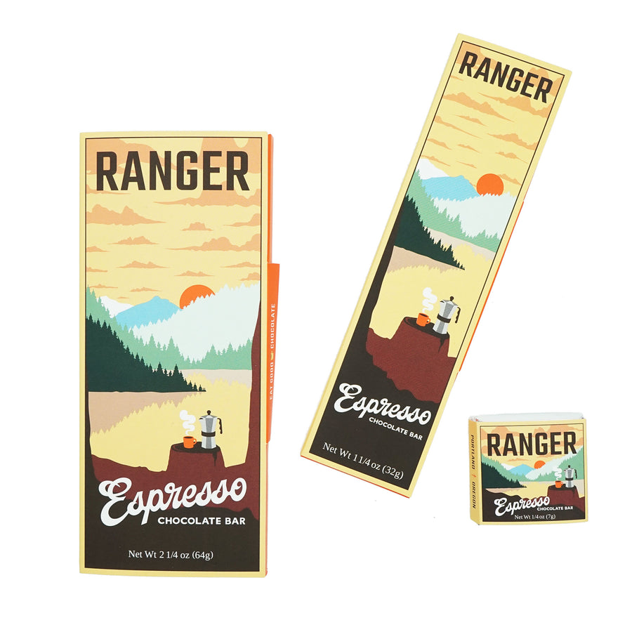 Ranger Espresso Chocolate Bar