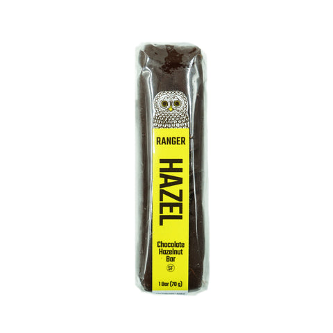 Hazel Chocolate Hazelnut Bar